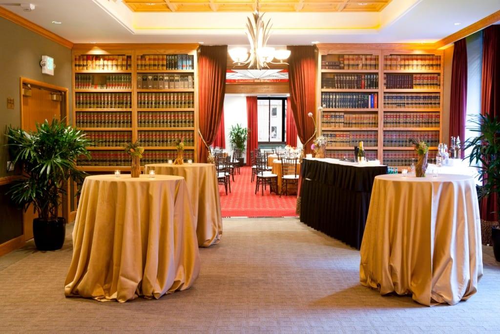 San Francisco Main Library Meeting Rooms