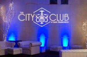 Fundraiser Venue, Oakland & San Jose, CA